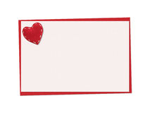 Holiday card. St. Valentines day Royalty Free Stock Image