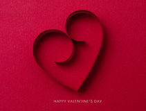 Holiday Card. Valentines day Stock Images