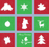 Holiday Cards Royalty Free Stock Photography
