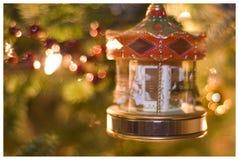 Holiday Carousel Royalty Free Stock Photo