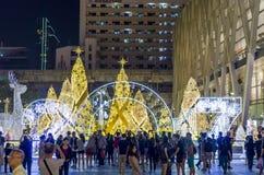 Holiday celebrations Stock Images