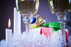 Holiday cheer Royalty Free Stock Photography