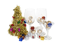 Holiday Cheers Stock Images