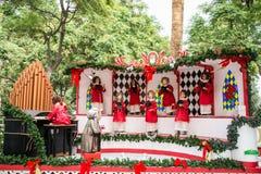 Holiday Choir Royalty Free Stock Photos