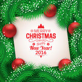 Holiday Christmas Background Royalty Free Stock Images