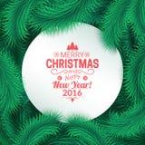 Holiday Christmas Background Royalty Free Stock Photo
