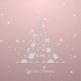 Holiday Christmas background. Stock Photo