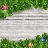Holiday Christmas Background Stock Image