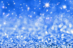 Holiday christmas stars background. Abstract winter holiday christmas stars background Stock Photo