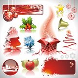 Holiday collection Royalty Free Stock Images