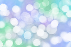 Holiday colorful background with blurred lights Royalty Free Stock Photography
