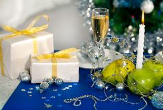 Holiday composition Royalty Free Stock Photography