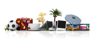 Holiday concept. Royalty Free Stock Photography