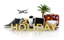 Holiday concept. Royalty Free Stock Photo