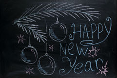 Holiday congratulation Stock Photo