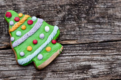 Holiday cookie Stock Images