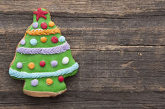 Holiday cookie Stock Photography