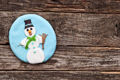 Holiday cookie Royalty Free Stock Image