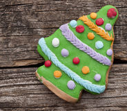 Holiday cookie Stock Image
