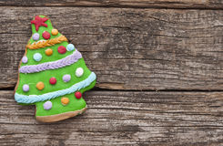 Holiday cookie Royalty Free Stock Photo