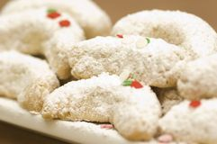 Free Holiday Cookies Royalty Free Stock Images - 1970759