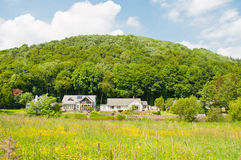 Holiday Cottage Royalty Free Stock Photography