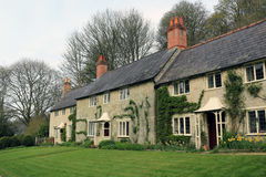 Holiday Cottages Stock Images