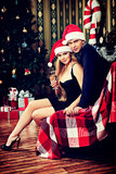 Holiday couple Royalty Free Stock Photography