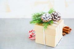 Holiday Cristmas Card Stock Photo