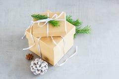 Holiday Cristmas Card Stock Image