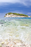 Holiday in Croatia Royalty Free Stock Image