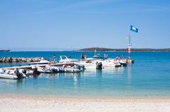 Holiday. Croatia Stock Photo