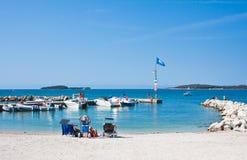 Holiday. Croatia Royalty Free Stock Image