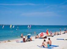 Holiday. Croatia Royalty Free Stock Images