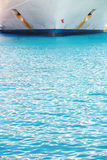 Holiday cruise liner Royalty Free Stock Image