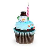 Holiday Cupcake Stock Photos