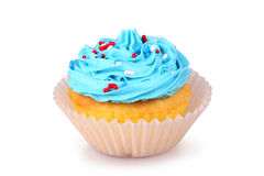 Holiday Cupcake Royalty Free Stock Photography