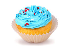 Holiday Cupcake Stock Images