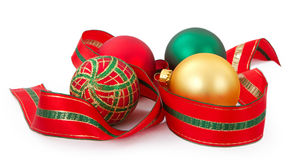 Holiday Decorations Royalty Free Stock Photo