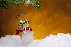 Holiday decorations Stock Images