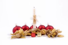 Holiday decorations Royalty Free Stock Photography