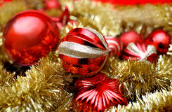 Holiday-decorations Royalty Free Stock Photo