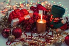 Holiday Decorations. Royalty Free Stock Photo