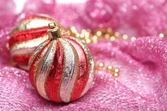 Holiday decorations. Christmas Royalty Free Stock Photo