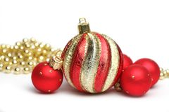 Holiday decorations. Christmas Royalty Free Stock Images