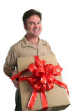 Holiday Delivery 1 Royalty Free Stock Photos