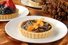 Holiday desserts Royalty Free Stock Images