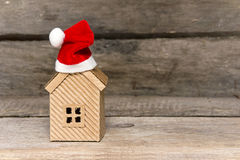 Holiday discounts on real estate Royalty Free Stock Images