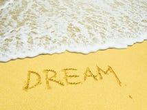 Holiday dreams Royalty Free Stock Photography