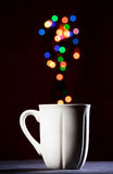 Holiday drink Stock Photography
